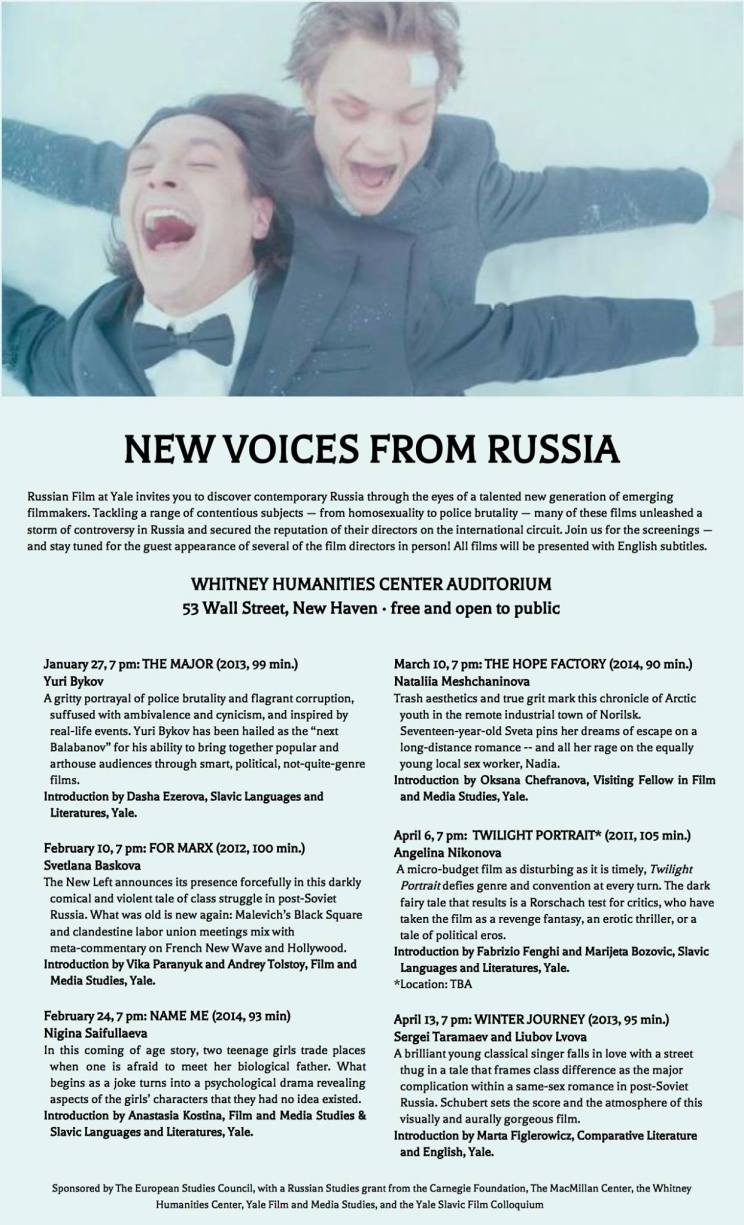 New Voices From Russia | Utopia after Utopia